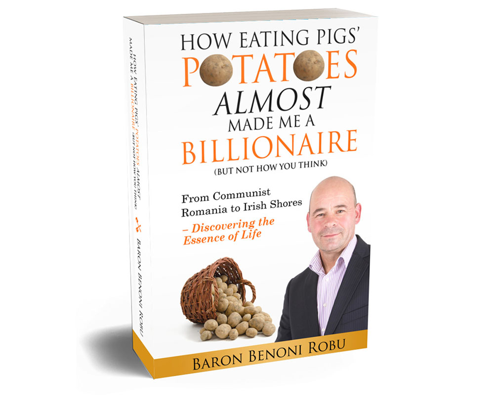 How Eating Pigs' Potatoes Almost Made Me a Billionaire